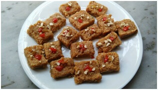 Apple Barfi